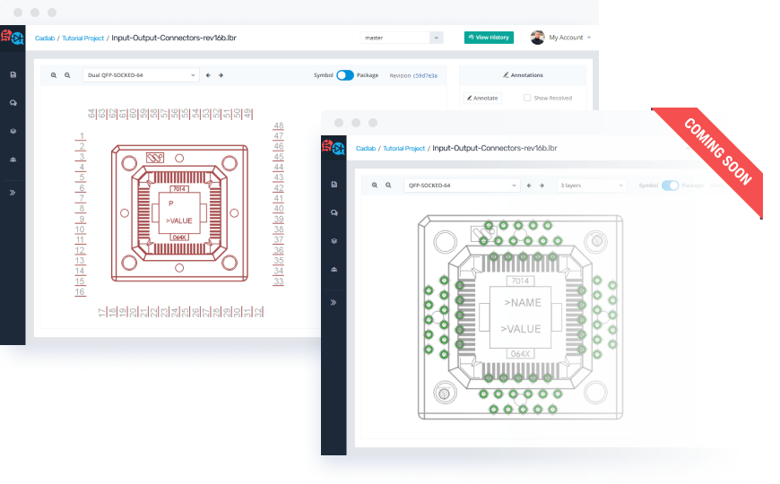 Git version control for Autodesk Eagle